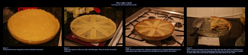 The Cake Cycle